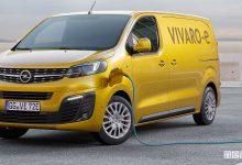 Opel Vivaro elettrico