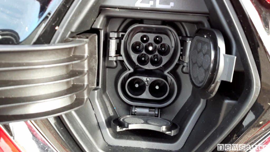 Presa di ricarica CCS Renault ZOE R135 2020