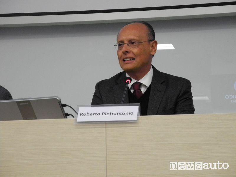 Roberto Pietrantonio Amministratore Delegato di Mazda Italia intervento al convegno del Politecnico di Milano