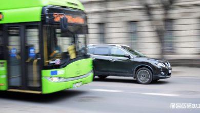Rapinatore picchiato dall'autista del bus