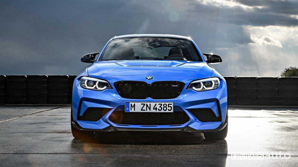 Frontale, fari anteriori BMW M2 CS 2020