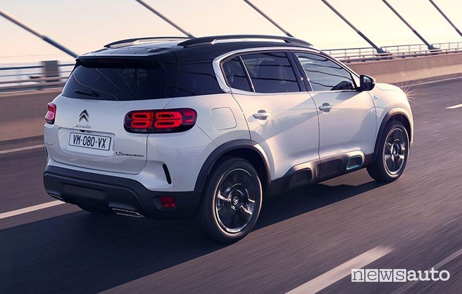 Fari posteriori Citroën C5 Aircross Hybrid plug-in