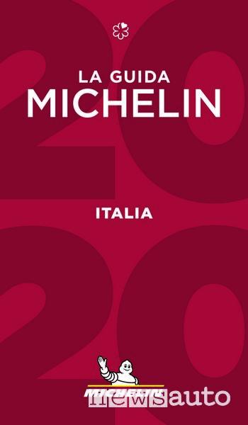 Copertina Guida Michelin 2020