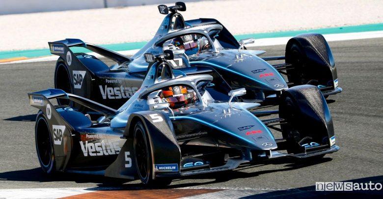 Formula E 2020, calendario sesta stagione