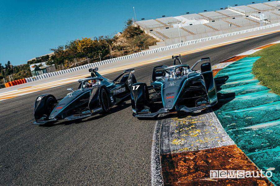 Mercedes-Benz EQ Silver Arrow 01 Formula E 2020