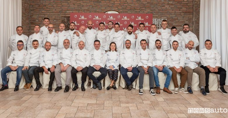 chef stellati Guida Michelin 2020