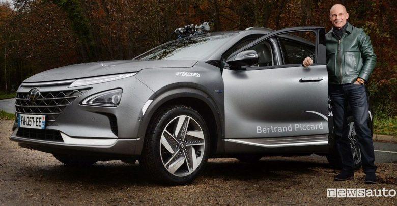 Record auto ad idrogeno, Hyundai Nexo