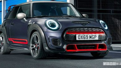 Photo of Mini John Cooper Works GP,  2020 com'è fatta
