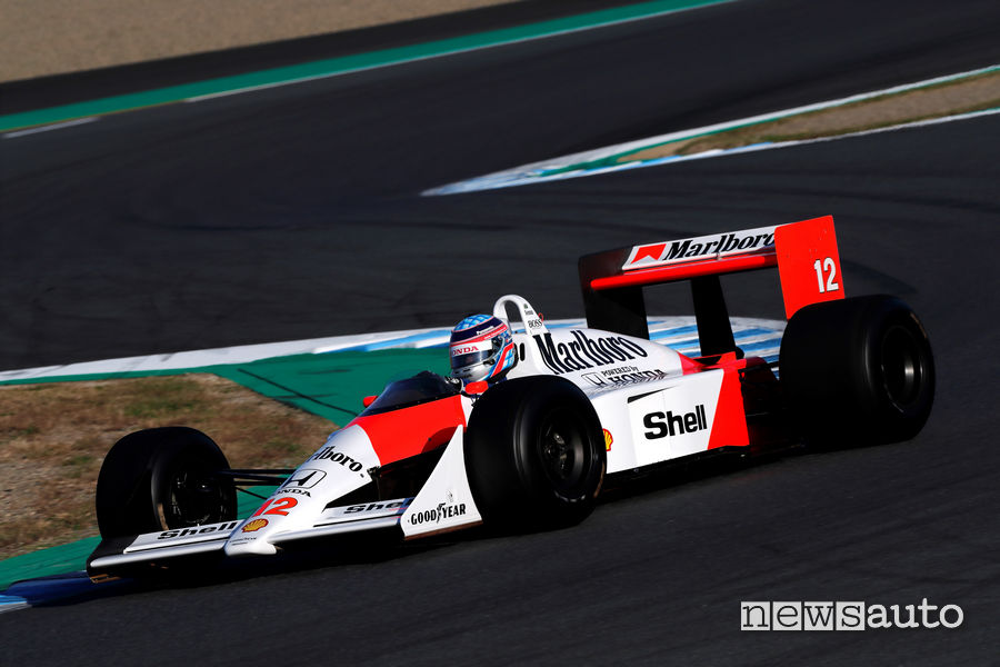 Honda Formula 1 Senna al Thanks Day Honda