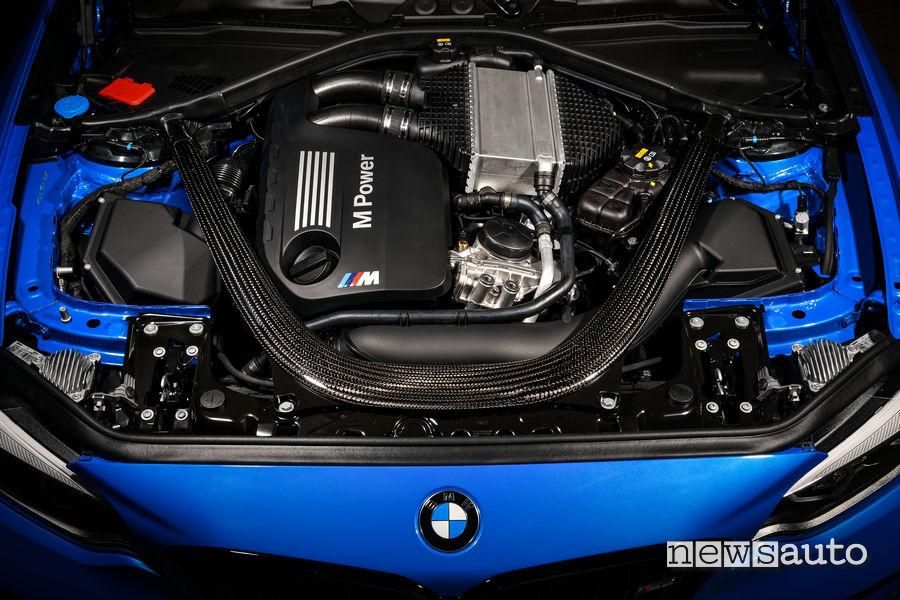 Motore BMW M2 CS