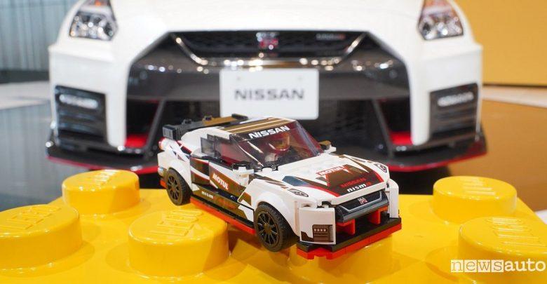 Auto giocattolo Lego Nissan GT-R NISMO