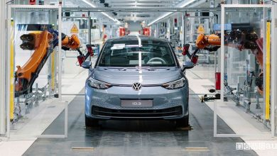 Photo of Volkswagen ID.3, parte ufficialmente la produzione a Zwickau