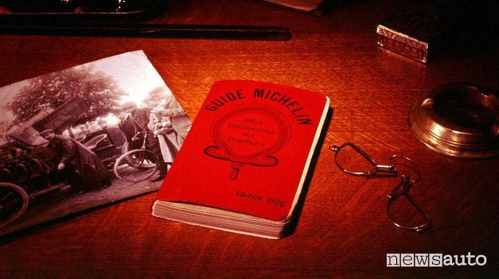 Storia Guida Michelin