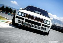 "Photo of Lancia Delta Integrale ricambi, paraurti originali ""Heritage Parts"" by Mopar"