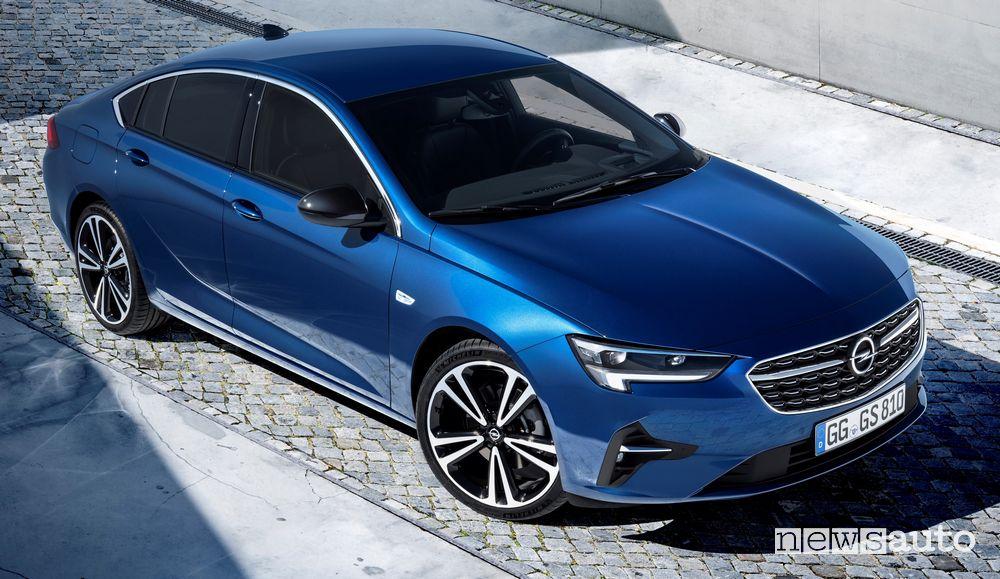 Cerchi in lega Opel Insignia Grand Sport 2020