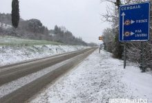 Photo of Obbligo catene e pneumatici invernali in Toscana, date e strade