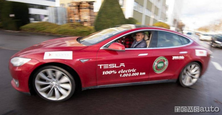 guinness world record Tesla Model S
