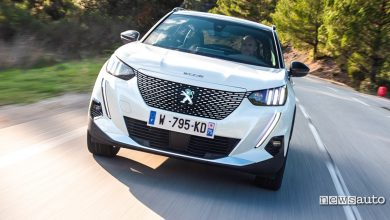 Photo of Prova Peugeot 2008 elettrica, e-2008 come va su strada