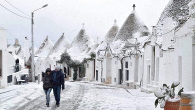 Photo of Puglia obbligo catene o pneumatici invernali, date e strade