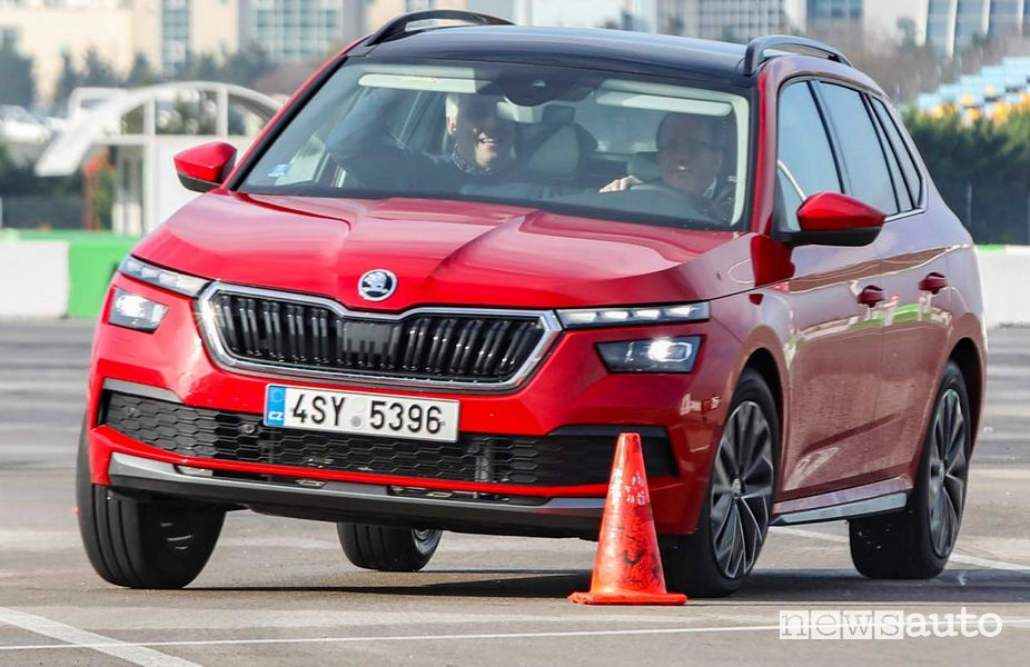 Skoda Kamiq classifica premio Autobest 2020