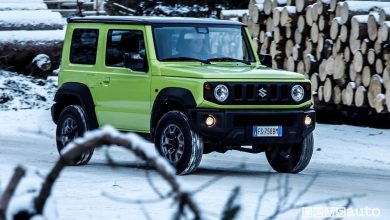 Photo of Suzuki 4×4 Hybrid Vertical Winter Tour 2020, test drive sulla neve
