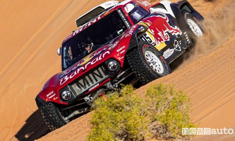 Dakar 2020 vittoria Sainz Min X-Raid