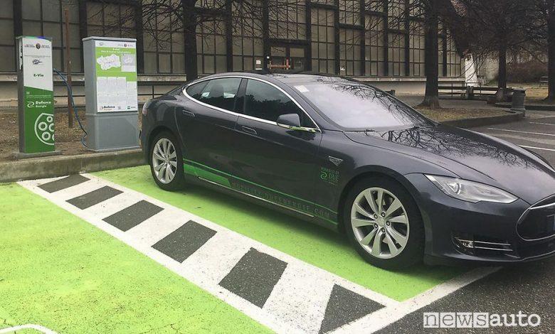 Incentivi auto elettriche e ibride Valle d'Aosta