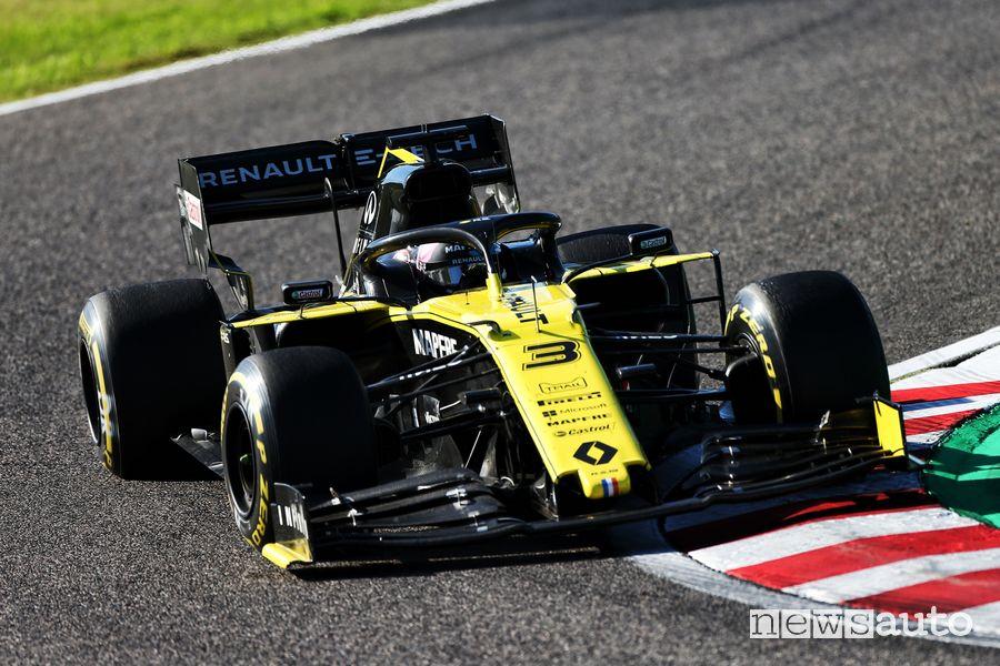 F1 Renault Daniel Ricciardo