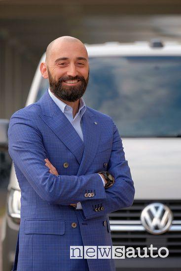 Fabio Di Giuseppe, Brand Manager Volkswagen Veicoli Commerciali