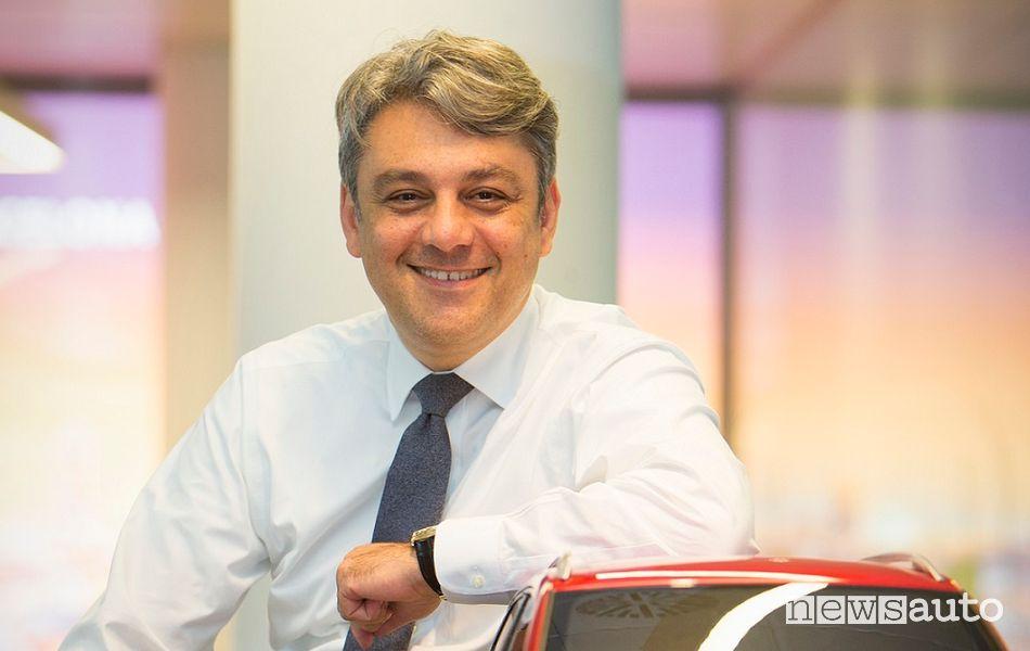 Luca De Meo Presidente Seat dal 2015