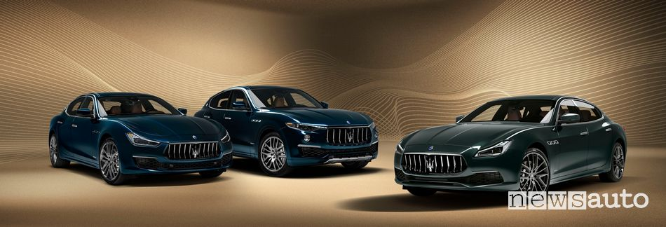 Serie speciale Maserati Royale