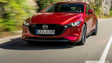 Photo of Nuovo motore Mazda ibrido MHEV Skyactiv-G 150 CV su Mazda3