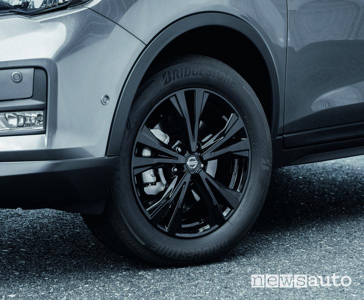 "Cerchi in lega da 18"" Nissan X-Trail N-Tec"