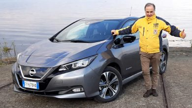 Photo of Test Nissan Leaf e+, prova primo contatto batteria 62 kWh