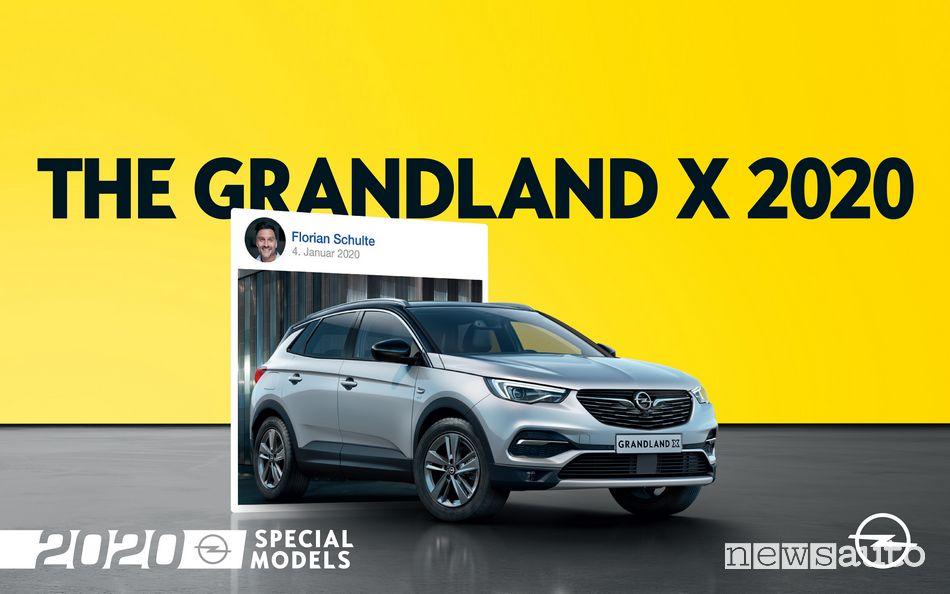 """Opel 2020"" Grandland X"