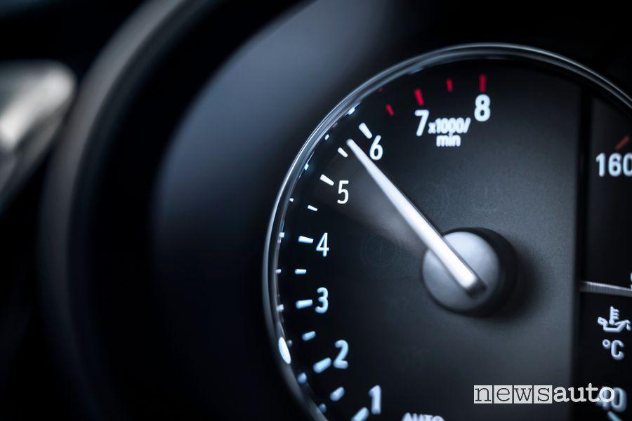 Contagiri quadro strumenti Opel Insignia GSi 2020
