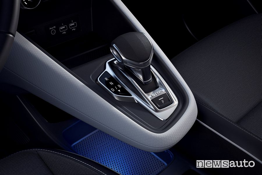 Leva cambio automatico Renault CAPTUR E-TECH Plug-in