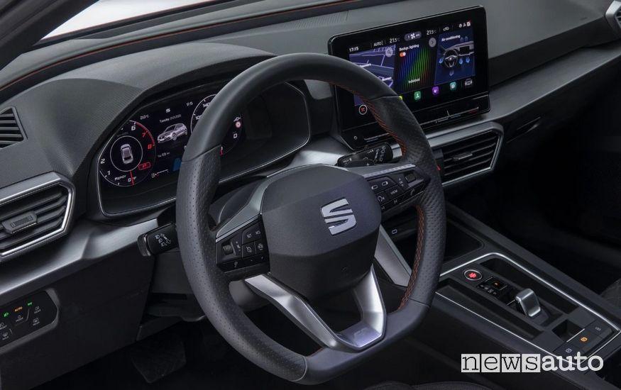 Volante Seat Leon 2020