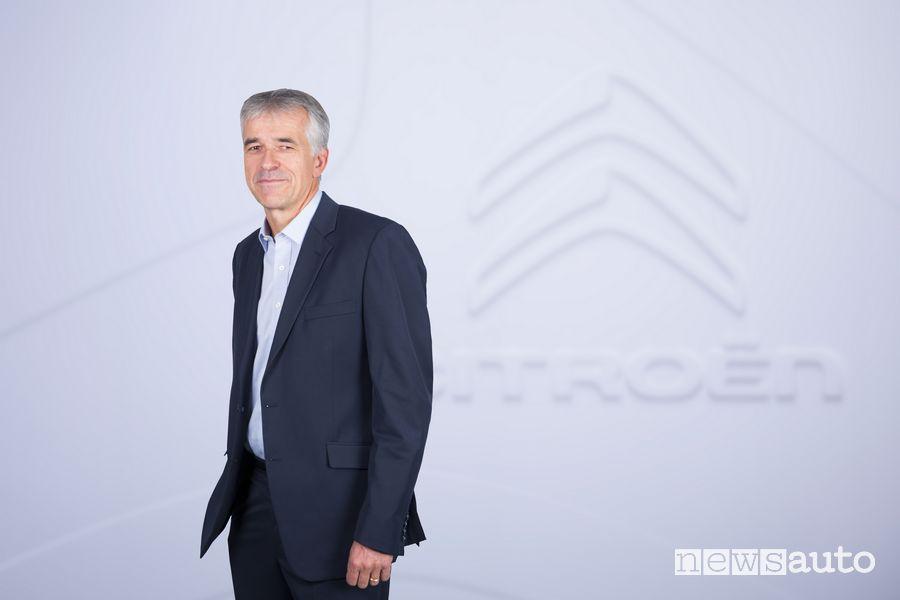 Vincent Cobee Direttore Generale e CEO di Citroën