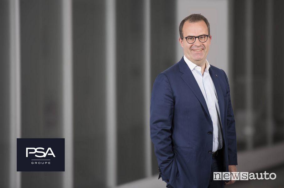 Yves Bonnefont nuova nomina in Groupe PSA