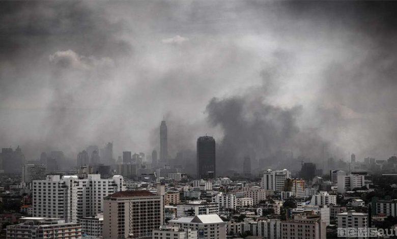 smog-citta-riscaldamento-caldaie-camini