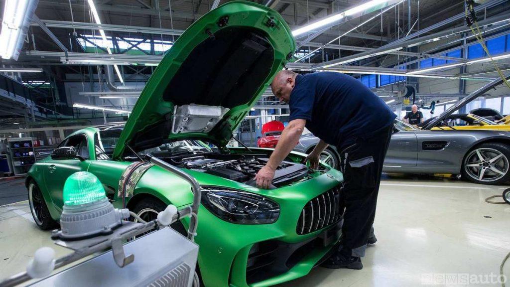 Le auto sportive con valori di CO2 più elevati potrebbero non essere penalizzate in Inghilterra
