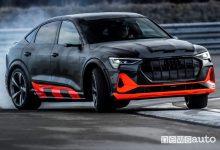 Photo of Audi e-tron S Sportback, caratteristiche SUV elettrico sportivo