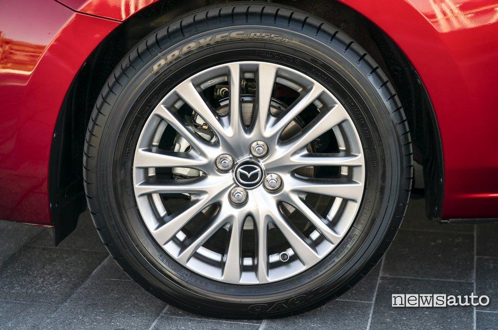 Cerchi in lega Mazda2 2020