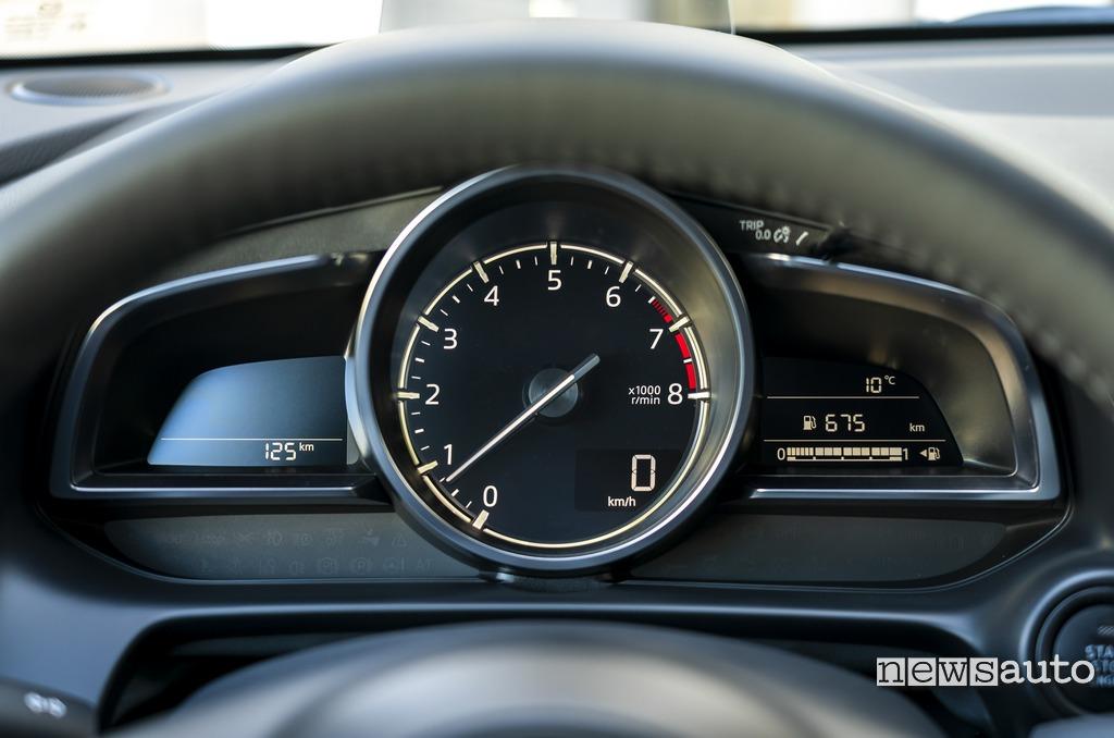 Cruscotto Mazda2 2020