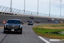 Photo of Daytona, Donald Trump in pista alla 500 miglia Nascar