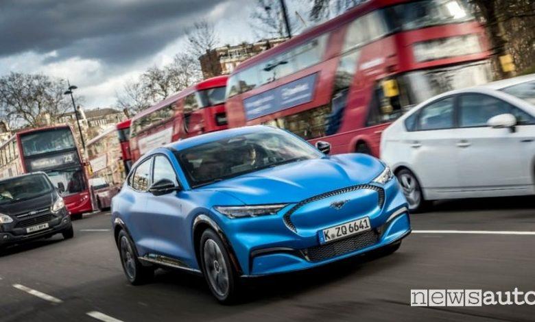 Auto ibride e elettriche Ford