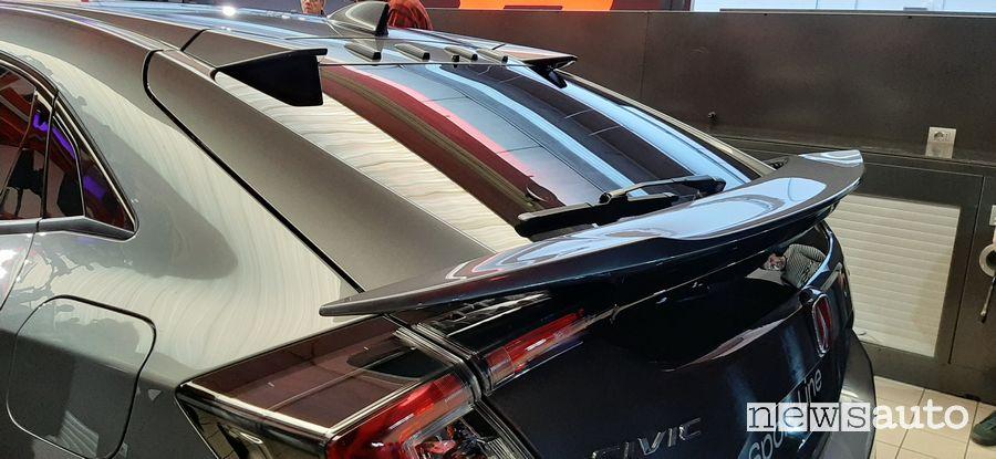 Spoiler posteriore Honda Civic Type R Sport Line