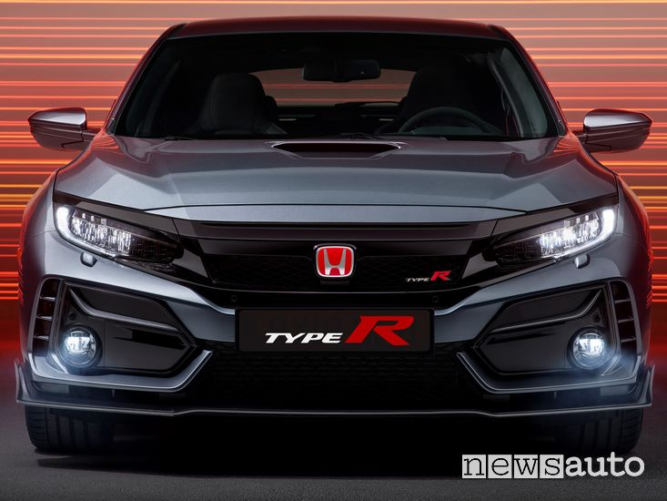 Frontale Honda Civic Type R Sport Line