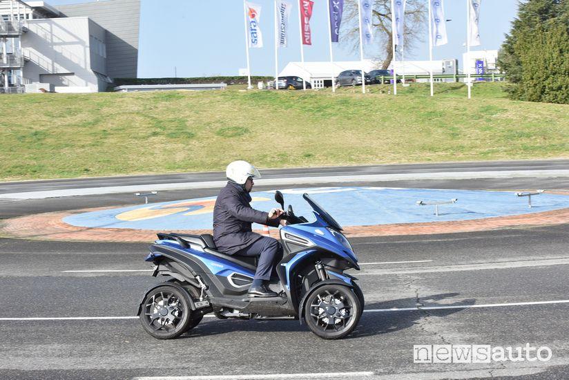 Poste Motor Day di Vallelunga